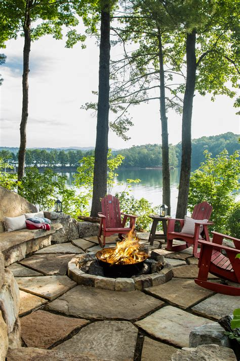 rustic lake house decorating ideas south carolina lake house cabin rustic and timeless