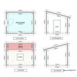 abri de jardin sol nine plan 3 pi 232 ces 29 m2 dessin 233 par