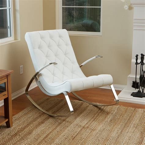Stylish And Modern Rocking Chair Nursery Editeestrela Design Modern Rocking Chairs For Nursery