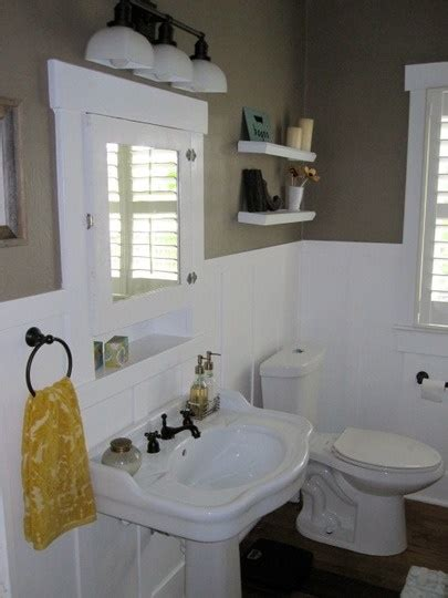 Old House Bathroom Ideas cara s perfect starter home bungalow house call