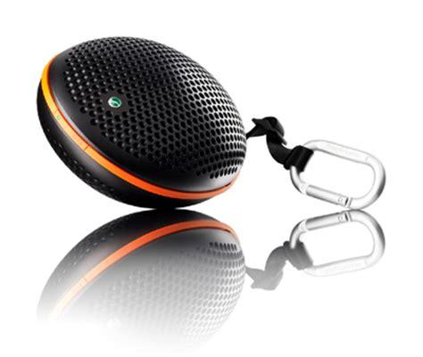 Speaker Bluetooth Sony Xperia sony ericsson ms500 bluetooth splashproof speaker slashgear