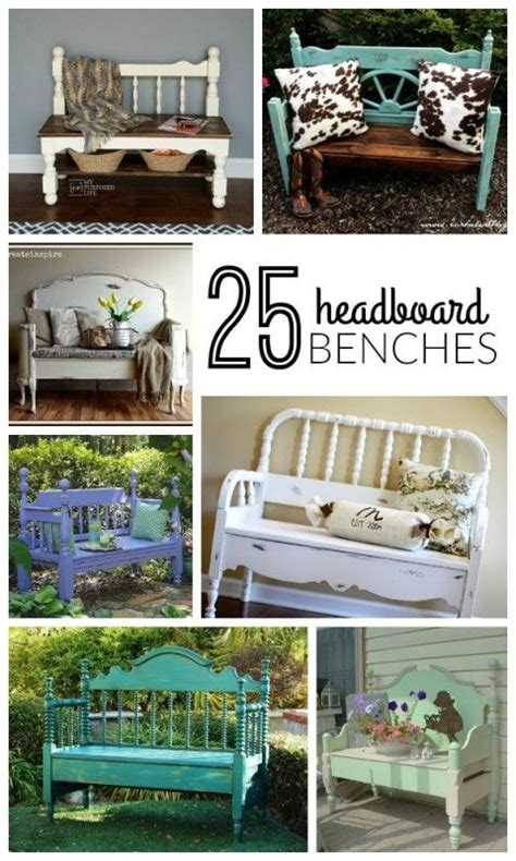 how to make your own headboard and footboard best 25 headboard benches ideas on pinterest benches
