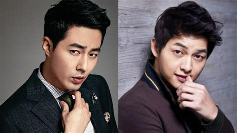 so ji sub and jo in sung actors jo in sung and song joong ki are most wanted on