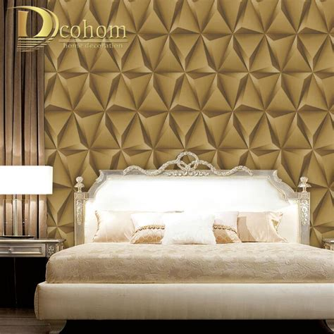 wallpaper for walls stores aliexpress com buy luxury faux leather soft bag silk