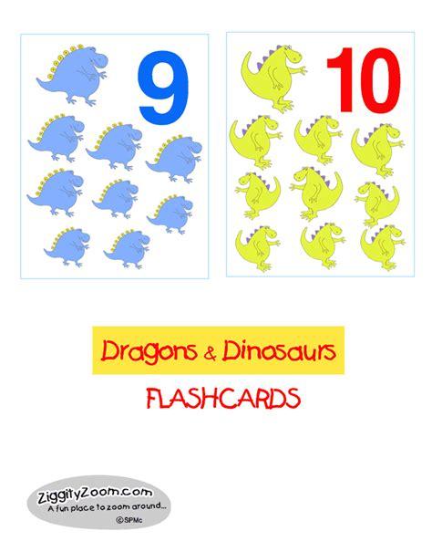 printable numbers flashcards free printable number cards