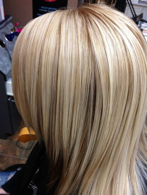 blonde hair with lowlights 28 best images about lowlights on pinterest blonde hair