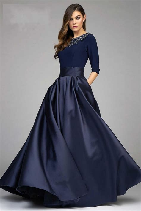 17 best ideas about navy blue gown on navy
