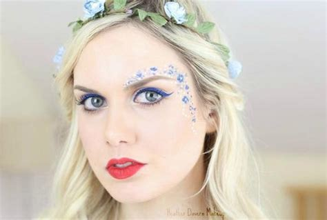 10 Steps To Festival Make Up by 10 Festival Eye Makeup Ideas More