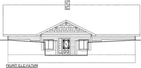 plan 35458gh attractive berm house plan house plans attractive berm house plan 35458gh architectural