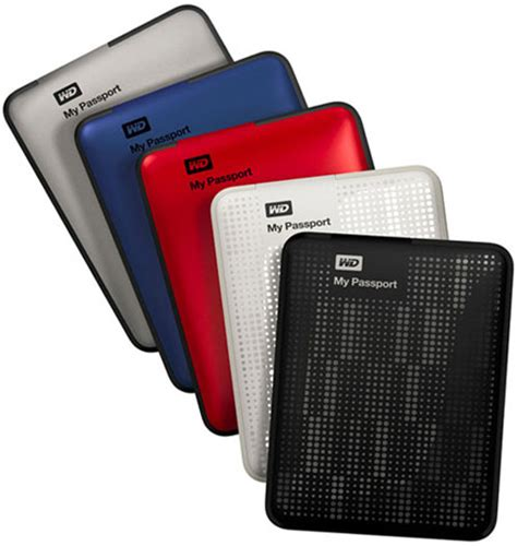My Digital 2 by Western Digital My Passport Essential 2tb Western Digital
