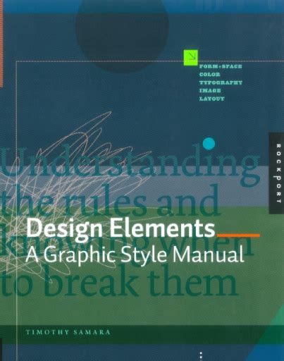 design elements by timothy samara reading 187 eyelearn