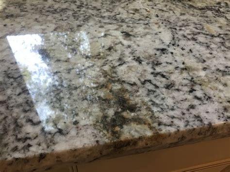 Do Granite Countertops Stain by White Granite Has Rust Stains