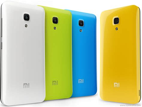 Hp Xiaomi Gsmarena xiaomi mi 2a pictures official photos
