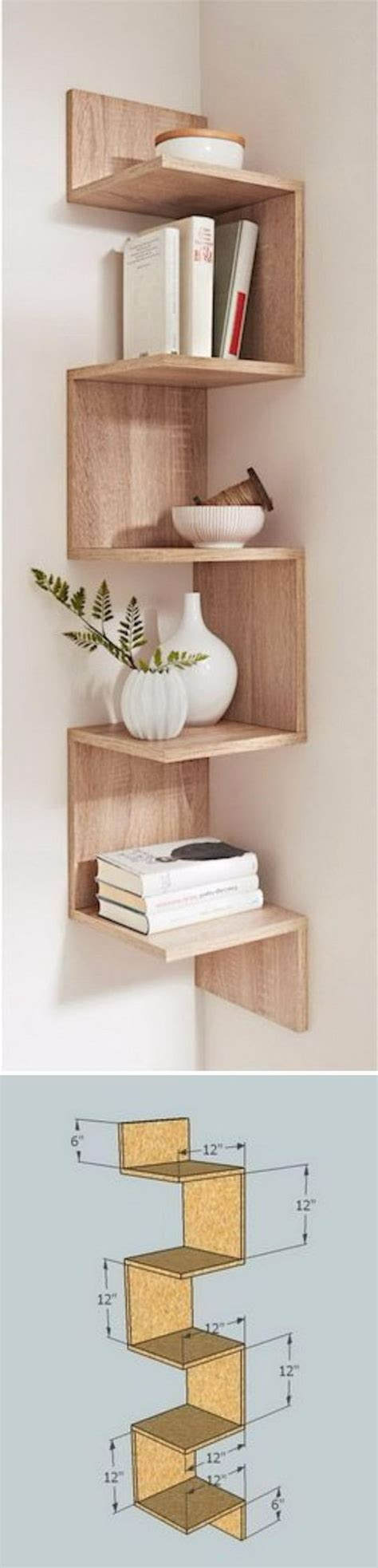 corner wall bookshelves best 25 corner wall shelves ideas on shelves