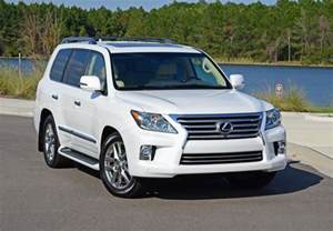 2014 lexus lx 570 review test drive