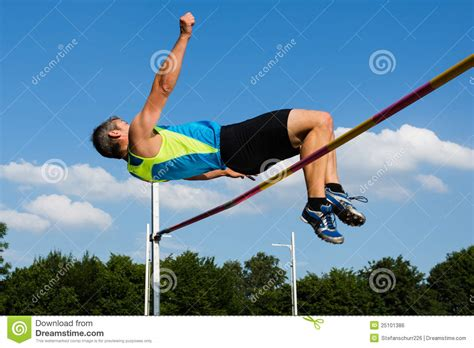 jump free high jump royalty free stock image image 25101386