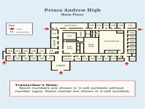 school building floor plan design a room layout high school building floor plans