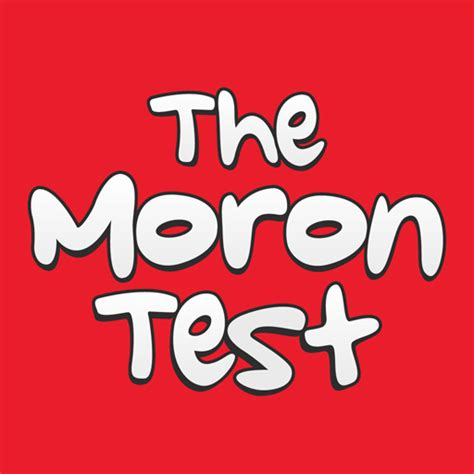 the moron test section 2 the moron test section 1 es appstore para android
