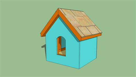 building a dog house plans how to build a small dog house howtospecialist how to build step by step diy plans