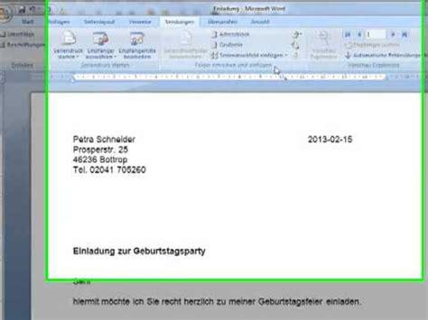 Etiketten Drucken Aus Einer Excel Tabelle by Etiketten Erstellen Doovi
