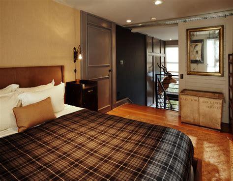 flow modern interior design industrial bedroom los