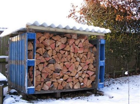 build firewood rack pallets firewood storage box made from pallets pallet ideas storage boxes firewood and