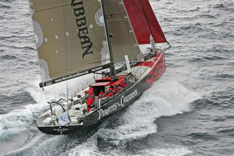 volvo race leg 1 start yachts and yachting