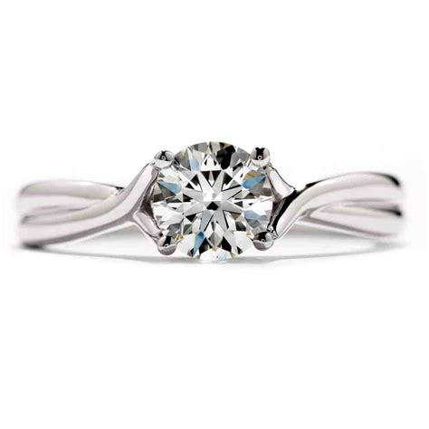 Platinum Engagement Rings by Platinum Engagement Ring Wedding And Bridal