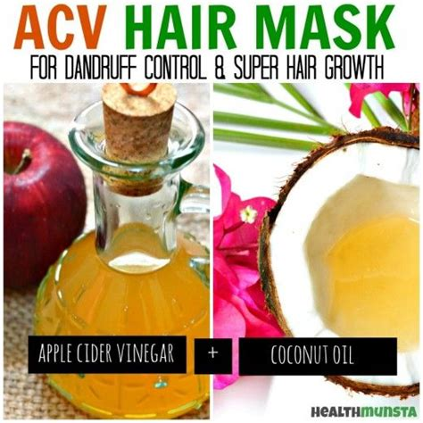 Hair Follicle Detox Shoo by Best Apple Cider Vinegar Hair Mask Mixes Hair Follicles