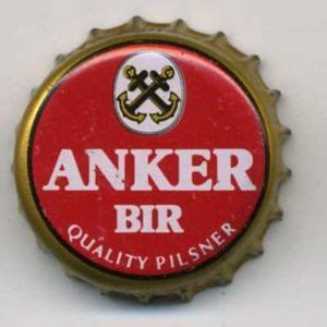 tutup botol anker quality pilsner delta djakarta - Anker Quality