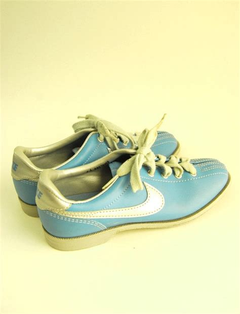 nike bowling shoes vintage nike bowling shoes sneakers authentic 80s by retroera