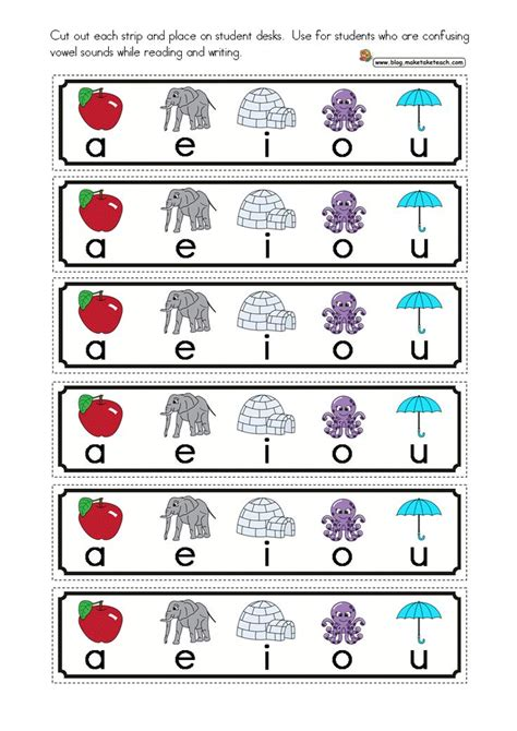 printable cue cards 104 best images about kindergarten phonics and word