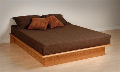 platform bed for sale gt cheap prepac oak juvenile queen size platform bed