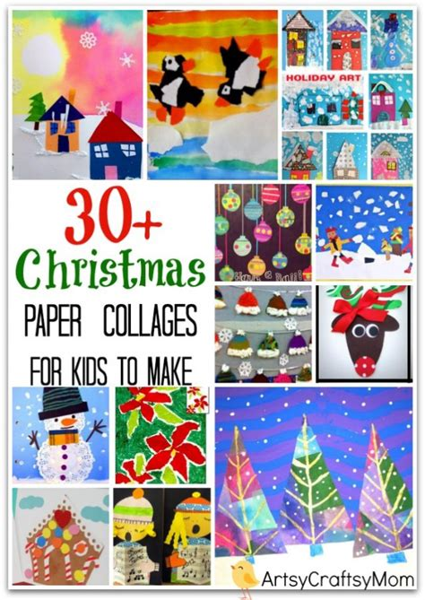 collage crafts for 20 simple paper collage ideas for artsy craftsy