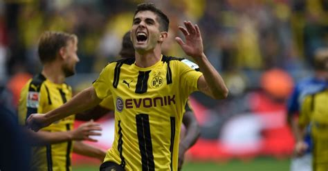 christian pulisic brackley top five big name players liverpool could target in