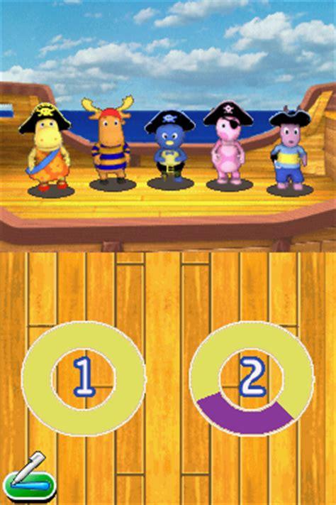 Backyardigans Ds The Backyardigans Screenshots For Nintendo Ds Mobygames