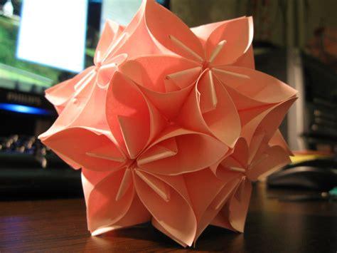 Post It Origami Flower - flower origami