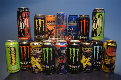 energy drink types nine substances that are more addictive than pot