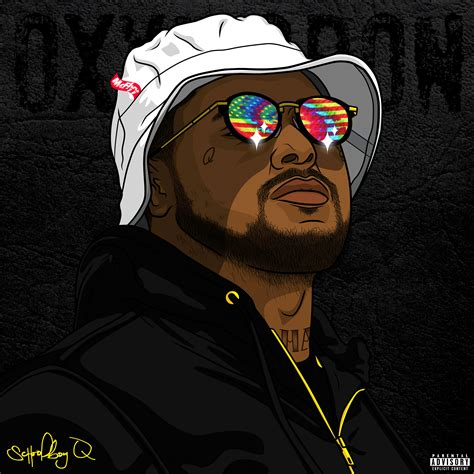 Schoolboy Q Drawing oxymoron schoolboy q by itsmcflyy on deviantart