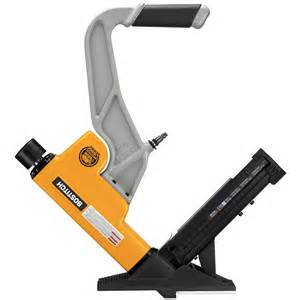 shop bostitch staples flooring pneumatic nailer at lowes com
