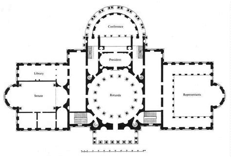 floor plan of the us capitol building the most approved plan the competition for the capitol s