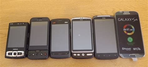 my smartphone my smartphone evolution from n95 8gb to samsung galaxy s4
