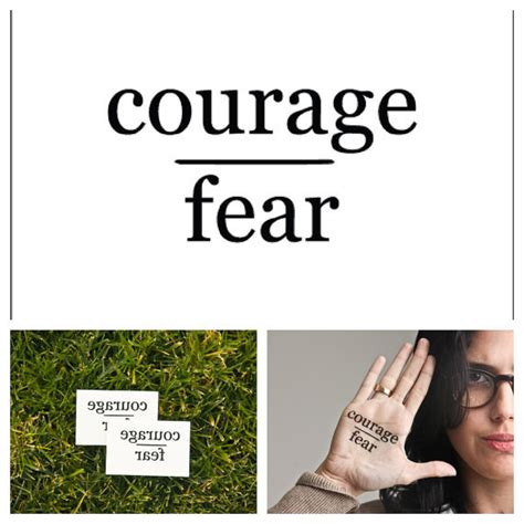 courage tattoo quotes tumblr courage over fear tattoo quotes