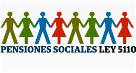 Cronograma De Pagos De Las Pensiones Sociales Ley 5110 Y | cronograma de pago de las pensiones sociales ley 5110