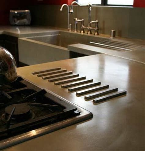 concrete countertop ideas and exles part 1 of 2