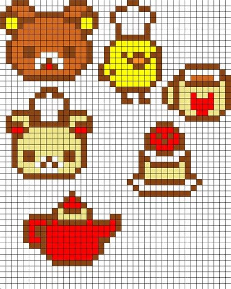 small perler bead designs small perler bead ideas pictures to pin on