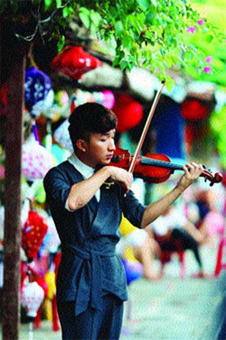Citadel Mba Cost by Violinist S Broadcast Vn S News Vietnamnet