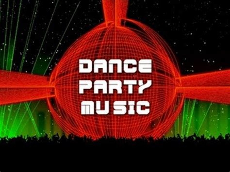 party music dance party music youtube