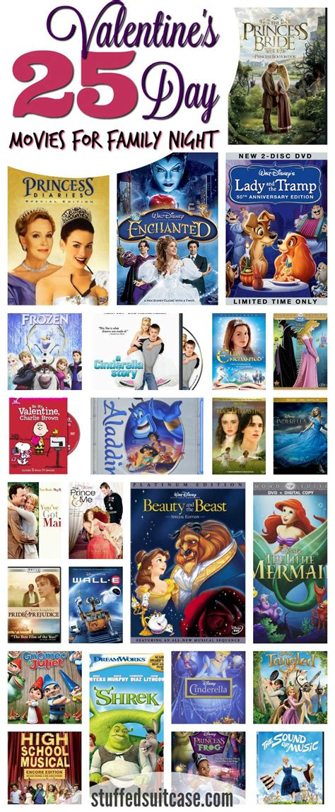 family movies 25 valentine s day movies for family movie night