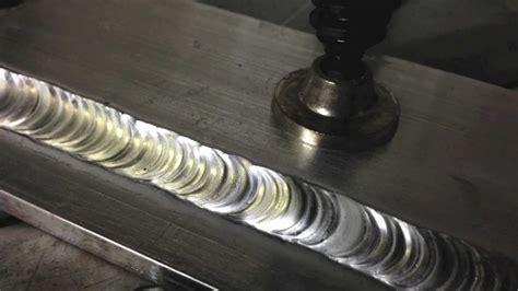 pattern welding aluminum longevity tigweld 200ex tig aluminum multipass lap joint